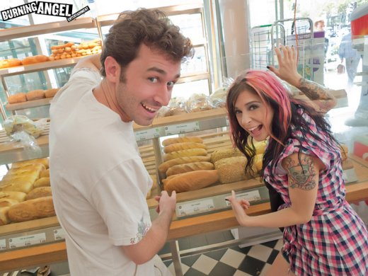 James Deen Burning Angel Joanna