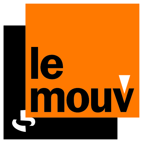 Logo-LeMouv' en pantone avec filet