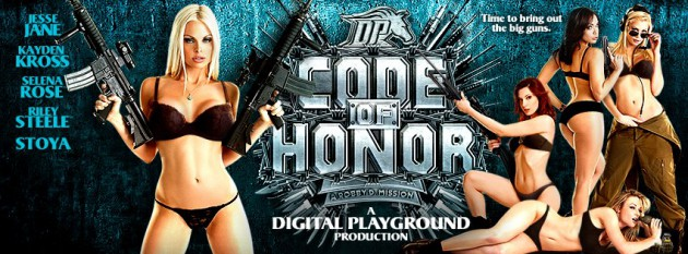 Code of Honor feat. Jesse Jane Stoya