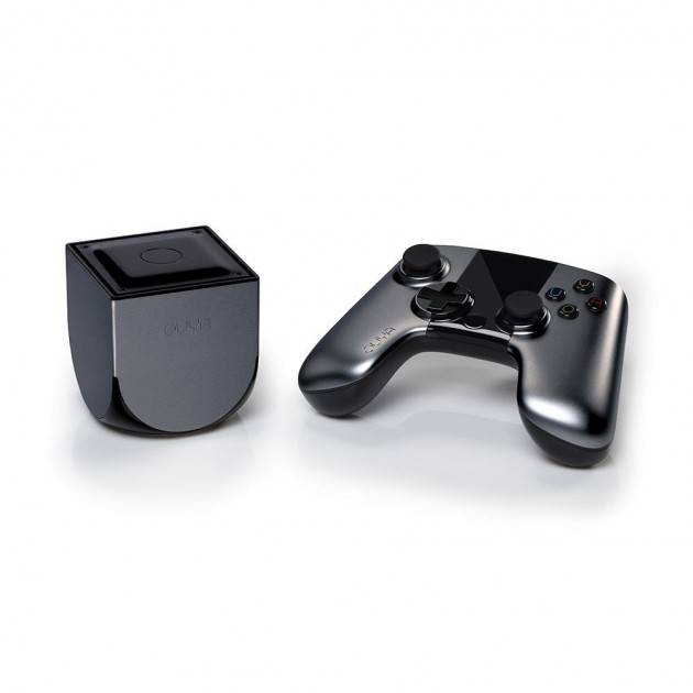 ouya console manette