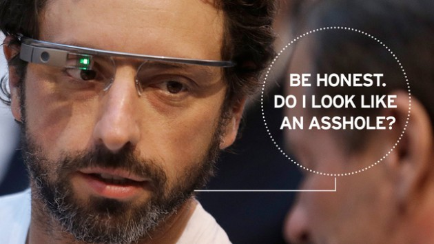 google glass lol