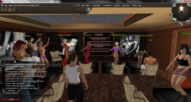 kink virtual dirty deeds playhouse