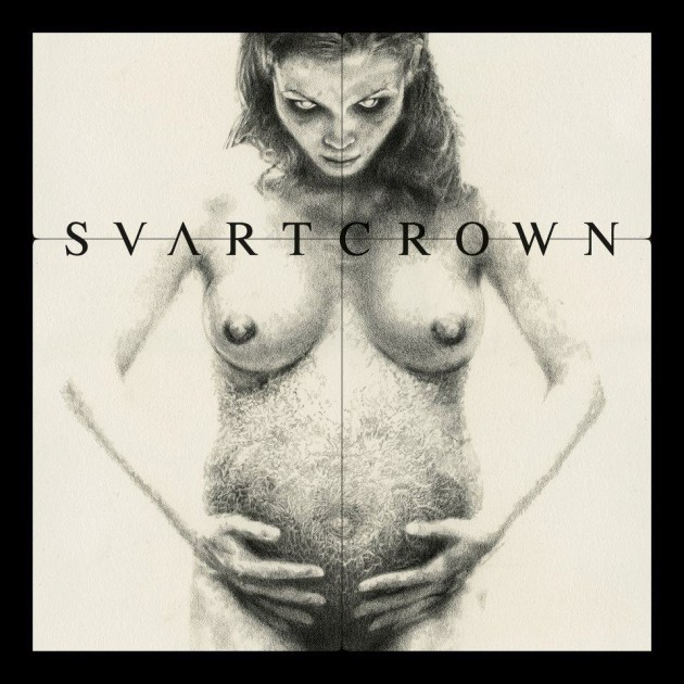 Svart Crown Profane album