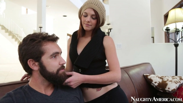 Naughty America fait aussi du porno pour hipsters à barbe.