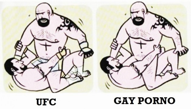 ufc-is-gay