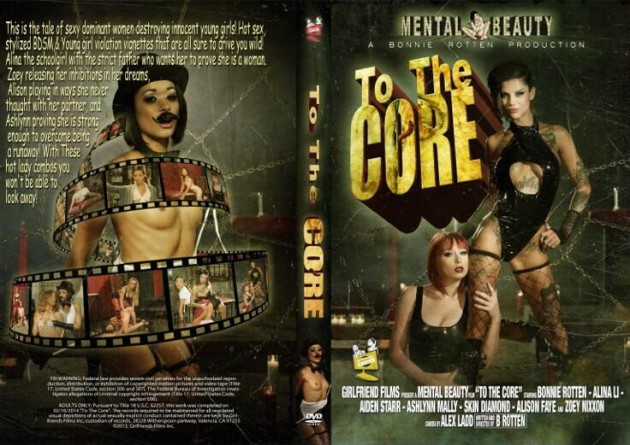 To The Core Bonnie Rotten