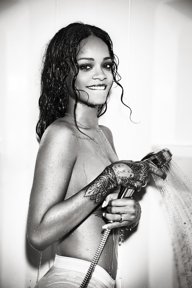 Rihanna Esquire magazine shoot