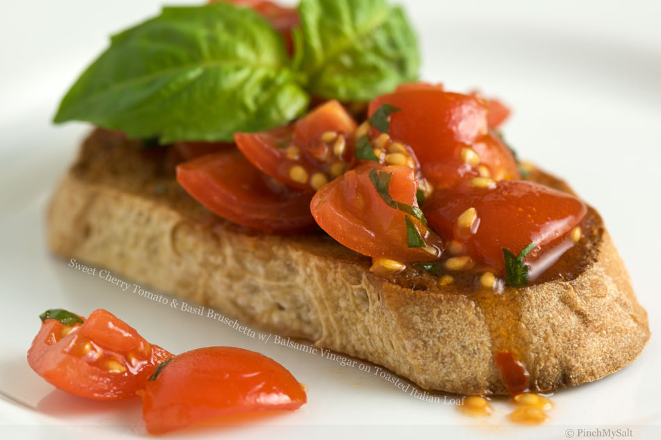 fresh-cherry-tomato-basil-bruschetta-on-italian-loaf-toast