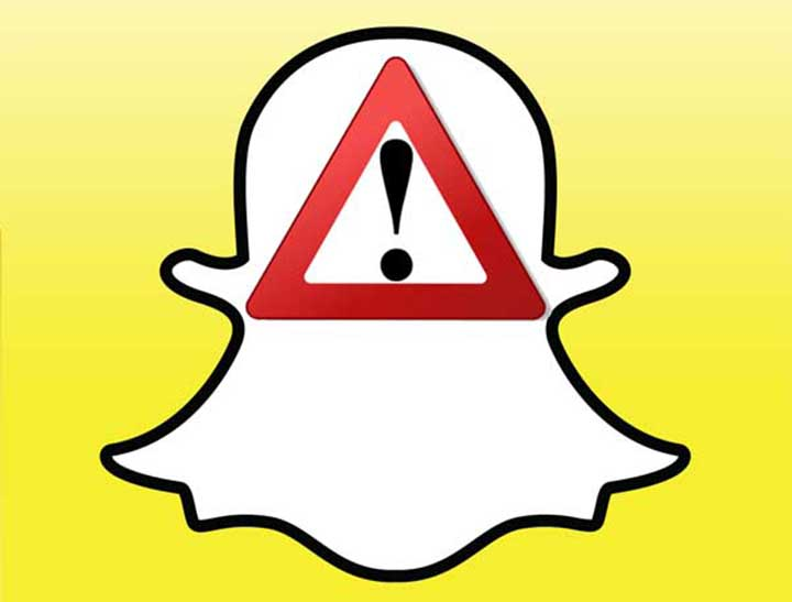 snapchat suppression compte