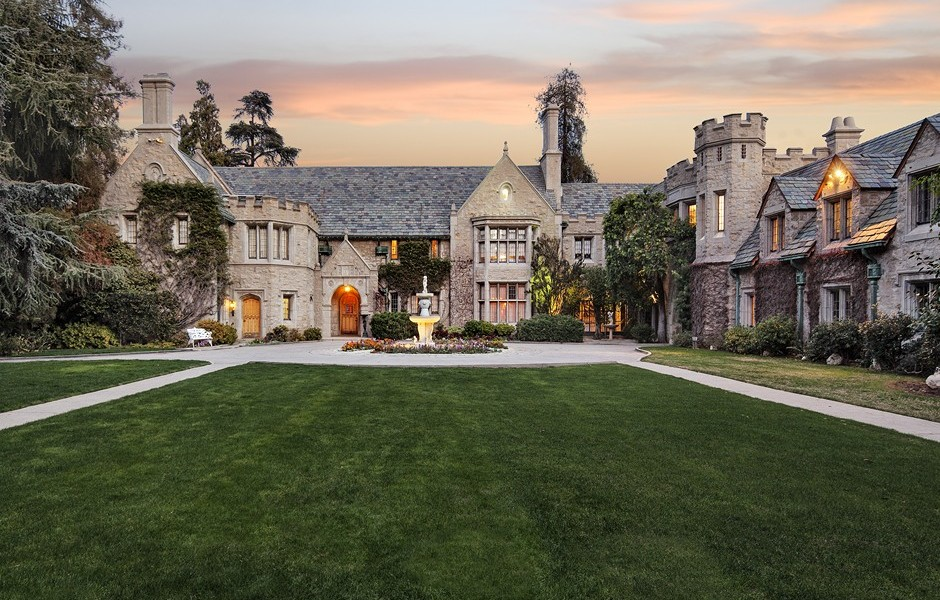 La Playboy Mansion