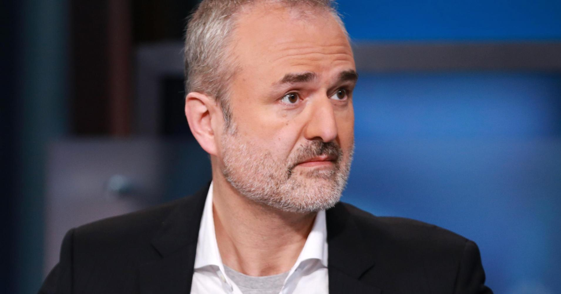 Nick Denton, le patron de Gawker