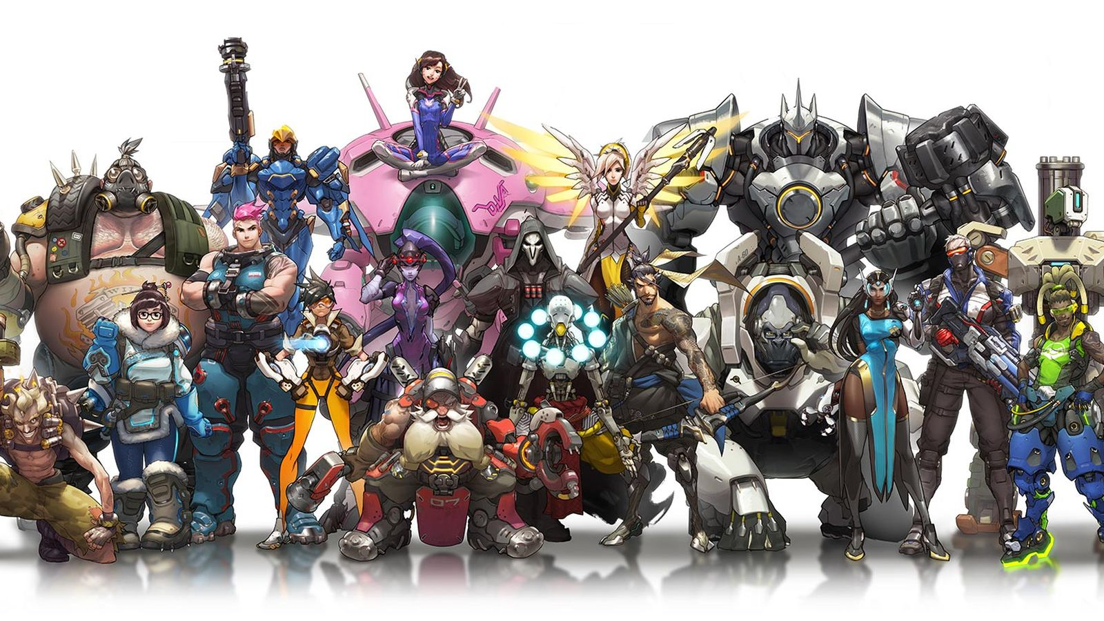overwatchpersonnages