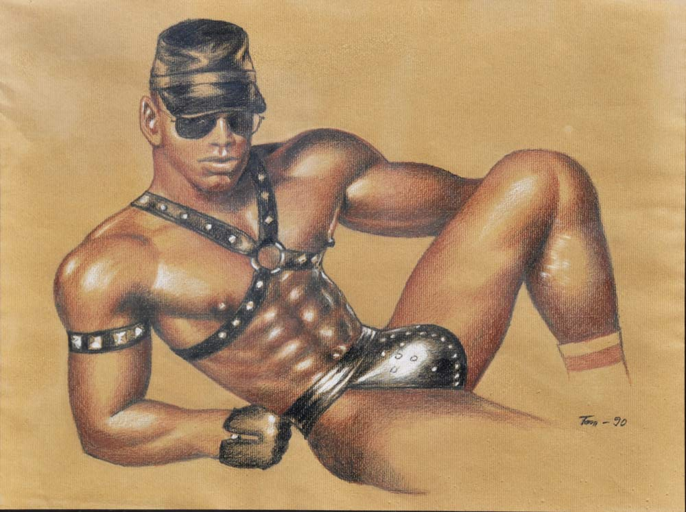 Untitled, 1990, Tom of Finland