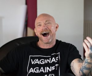 Buck Angel interview