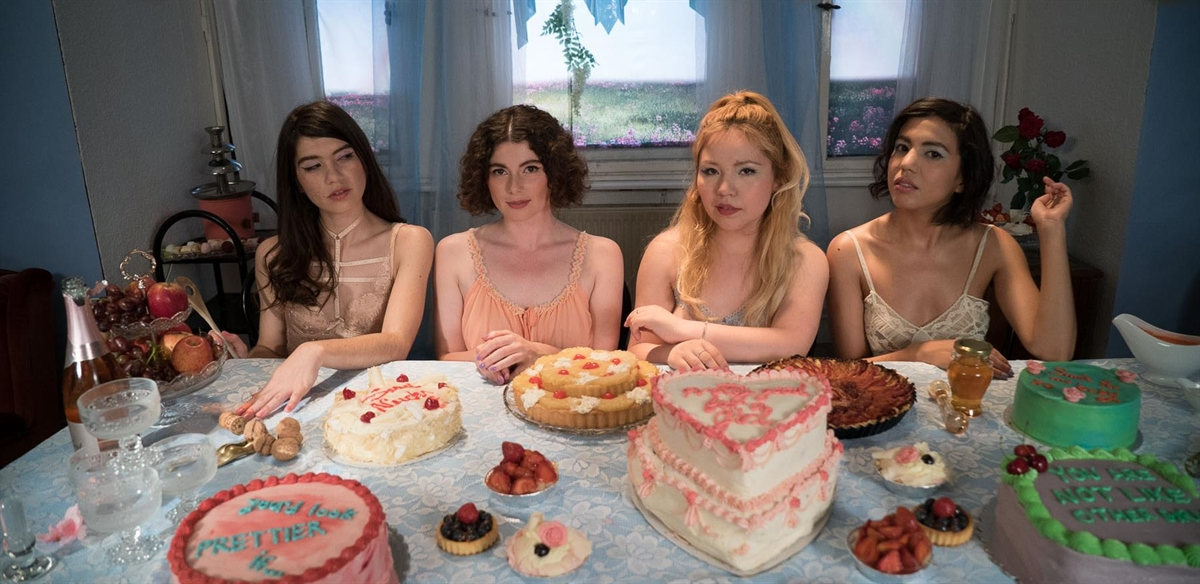 tease cake by Poppy Sanchez for Xconfessions