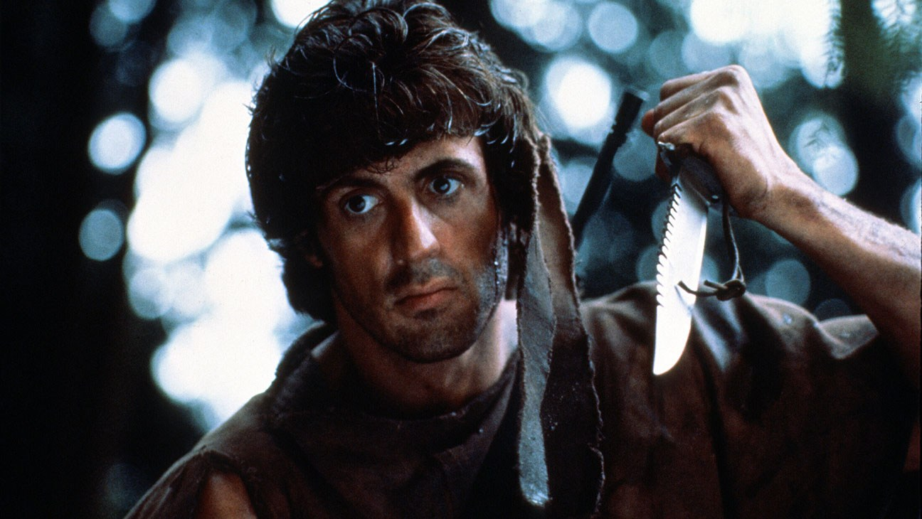 First Blood (1982) Sylvester Stallone
