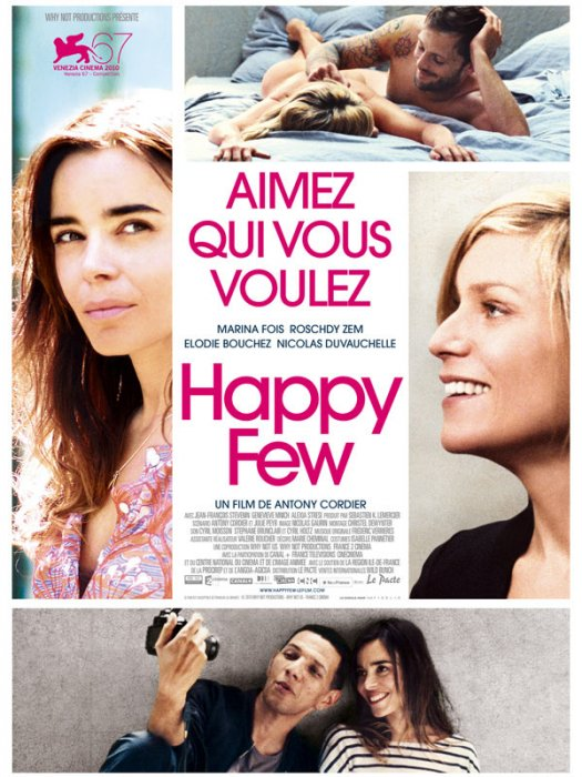 Happt Few film affiche